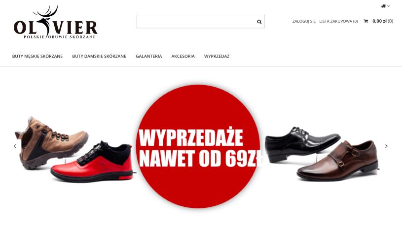 Kody Rabatowe Buty Olivier Kwiecien 2021 Rabatio Com